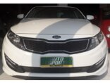 Kia Optima 2.4 EX (Aut) Y556 2013/2014 4P Branco Gasolina