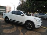 Chevrolet S10 2.8 CTDI High Country 4WD (Cabine Dupla) (Aut) 2015/2016 4P Branco Diesel