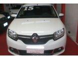 Renault Sandero Dynamique 1.6 8V 2014/2015 5P Branco Flex
