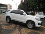 Toyota Hilux SW4 3.0 TDI 4x4 SRV 7L 2015/2015 4P Prata Diesel