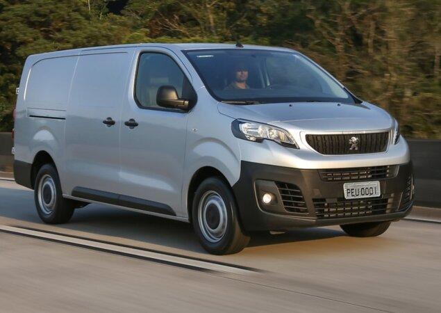 Peugeot Expert chega em outubro por R$ 79.990 - Notícias iCarros