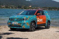 VW T-Cross tem primeiras imagens e informações reveladas