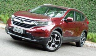 CR-V: como anda o Honda mais caro do Brasil?