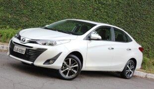 Toyota Yaris sedã: o desafio de ser o mini-Corolla