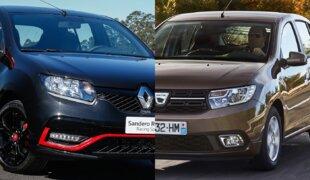 Sandero, Logan e Duster mudarão muito em relação aos Dacia