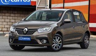 Renault Sandero 2020 reestilizado terá traseira exclusiva